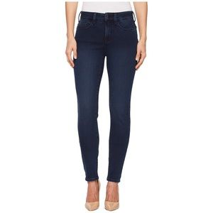 NYDJ Alina Leggings Dark Wash Skinny Stretch Jeans